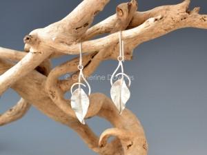 Rhapsody Drop earrings. © Catherine Downes